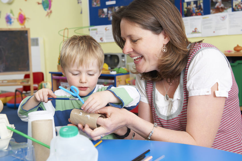 speech and language development and childcare hours