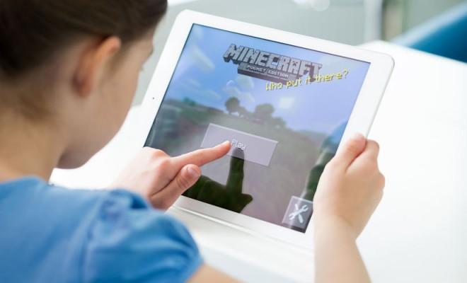 Minecraft helping dyslexia