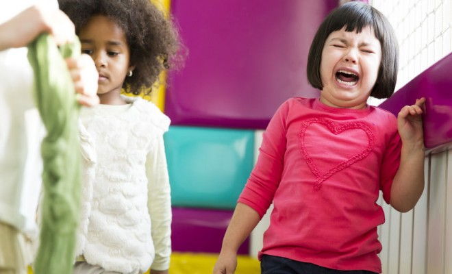 Teaching Young Children How To Resolve Conflict
