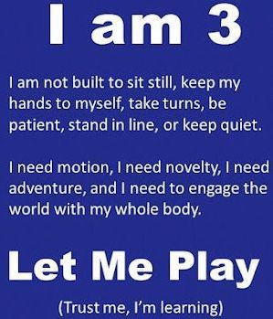 TES Play-based learning