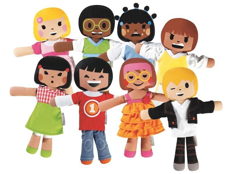 Emotional Development Dolls