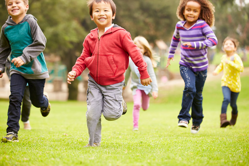 young children physical activity