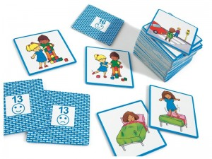 behaviour cards