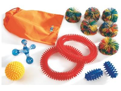 sensory massage kit