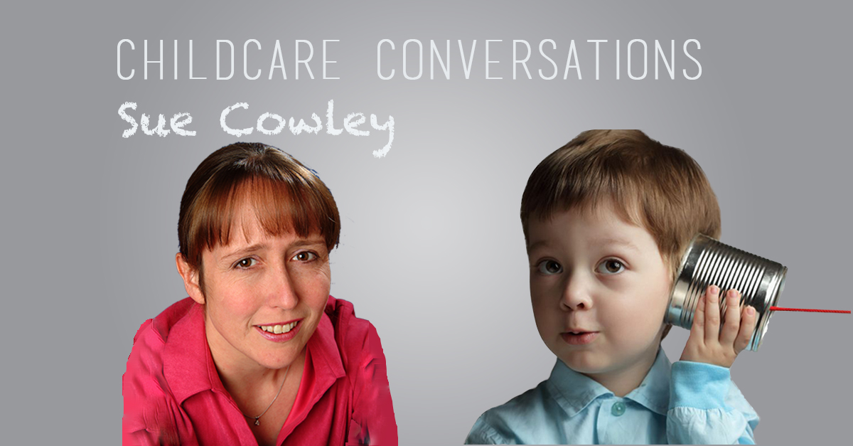 An Interview with Sue Cowley | Childcare Conversations