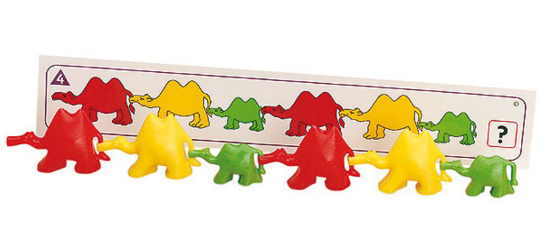 sequence camels