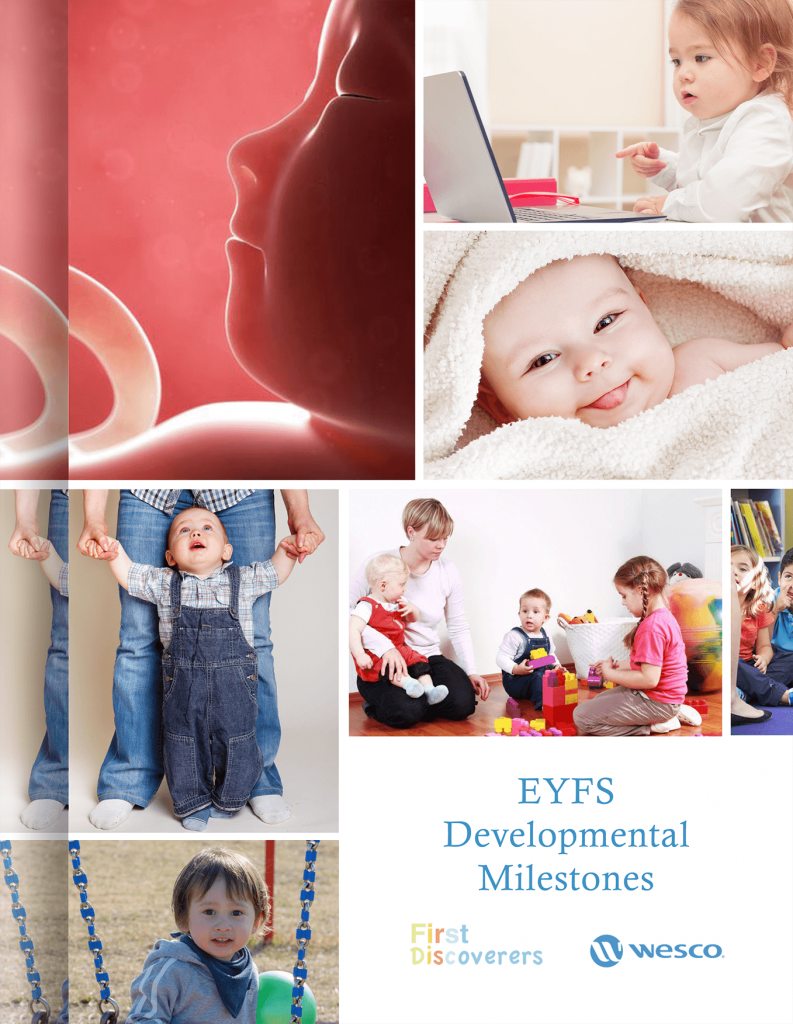 EYFS developmental frontcover
