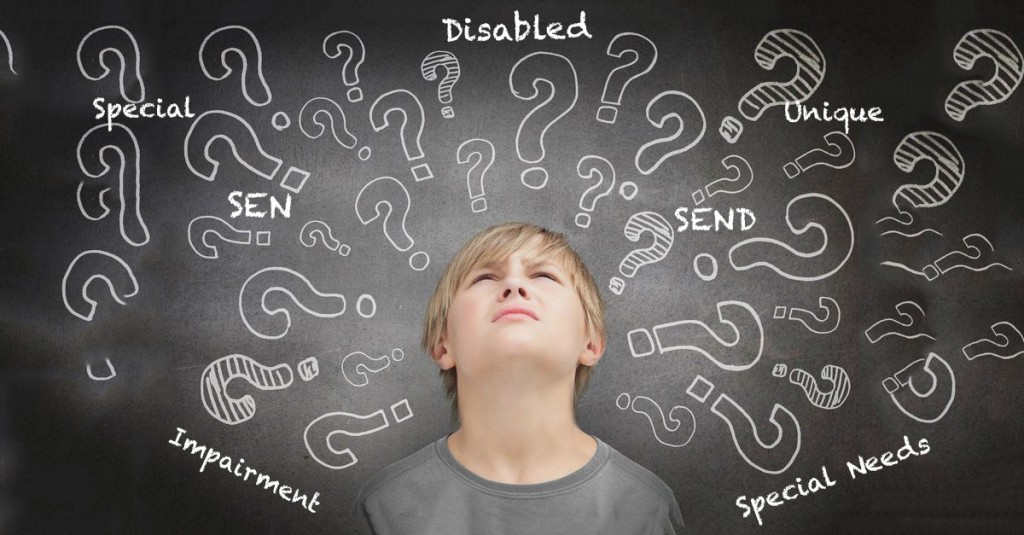 isabled SEN terms