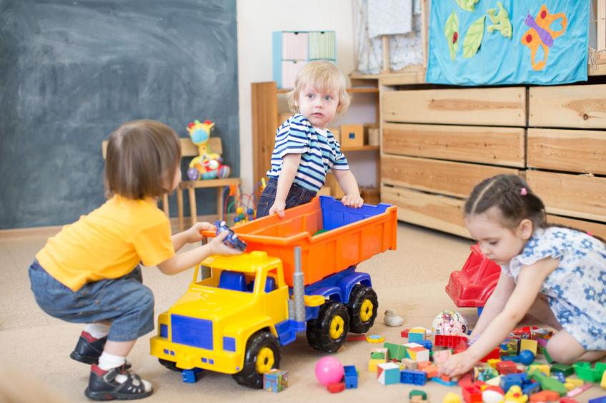 resolve conflict nursery