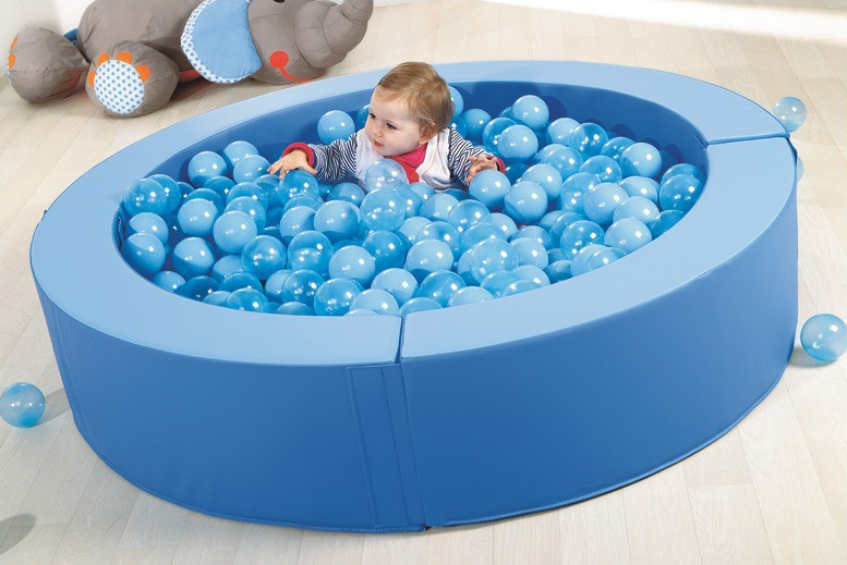 wesco ball pool for relaxation and well-being