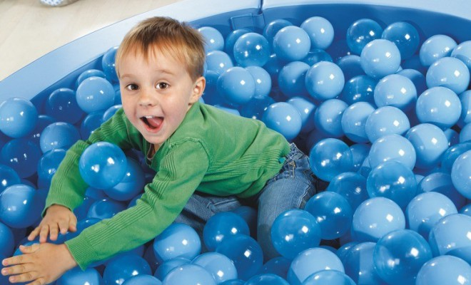 well-being and relaxation ball pool wesco