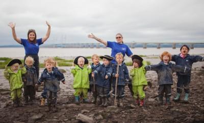 beach schools -group