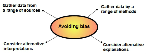 early years observation avoiding bias
