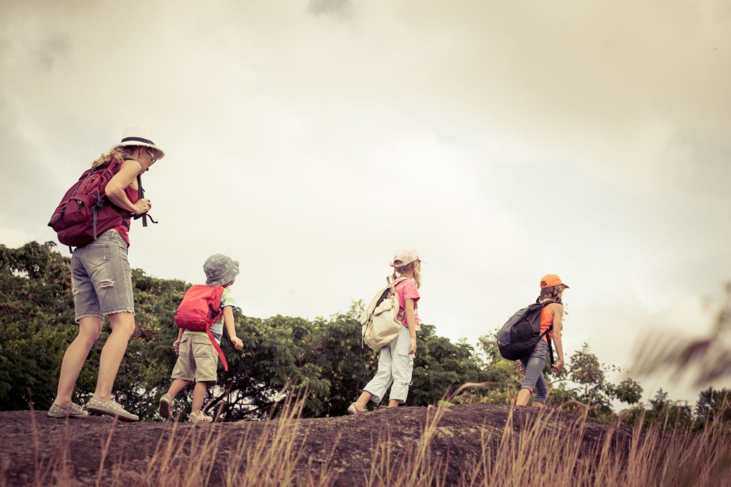 Nursery outings – children in the countryside
