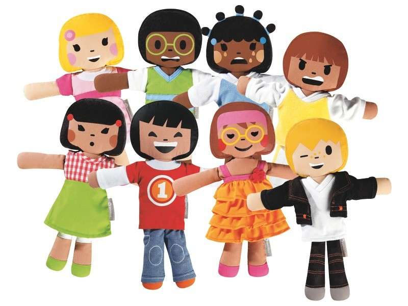 Emotional Development Dolls