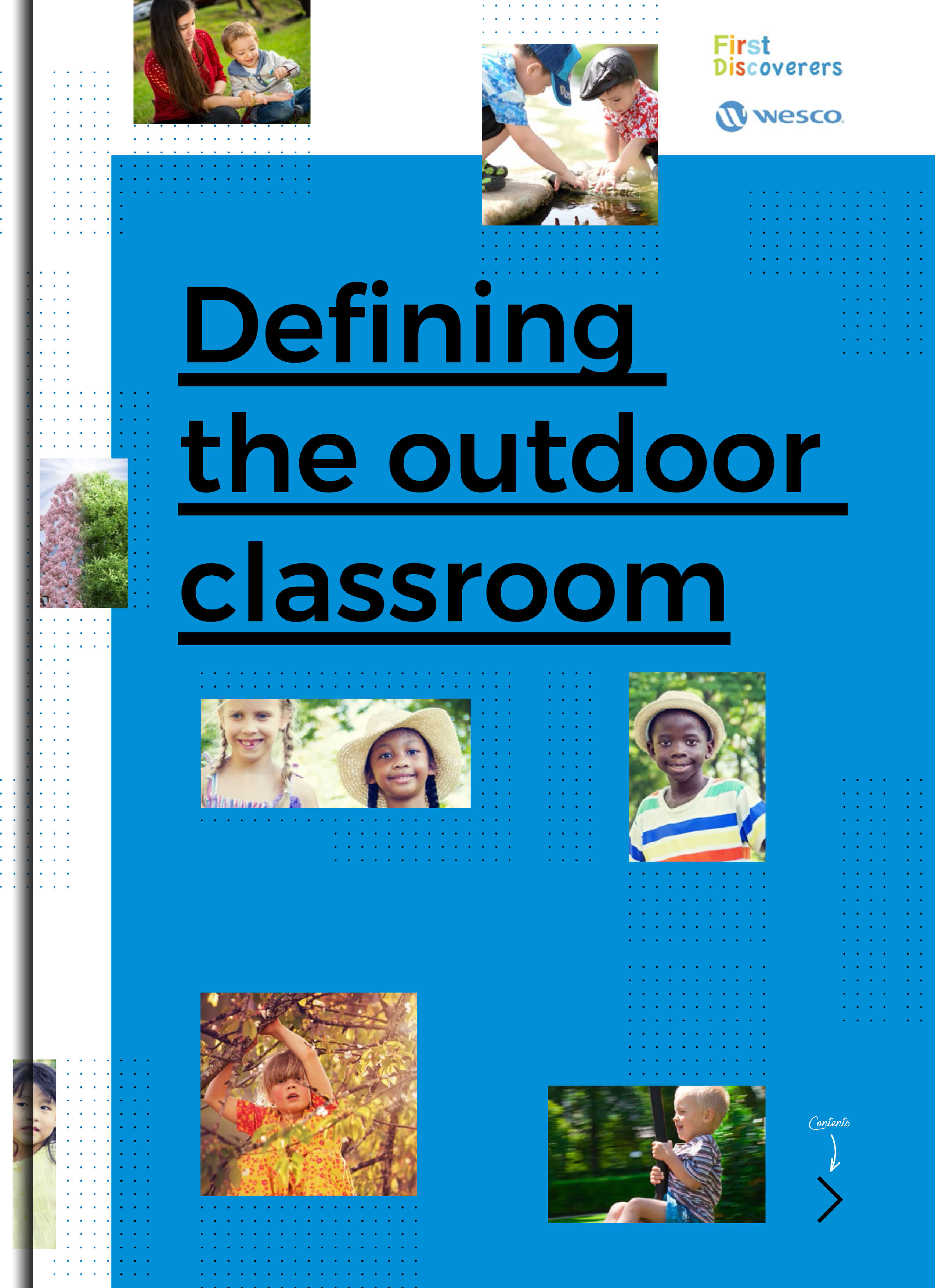 Defining the Outdoor Classroom