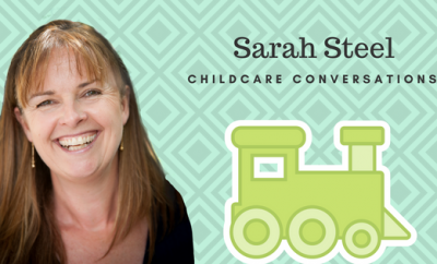 sarah steel childcare conversations