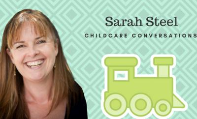sarah steel childcare conversations