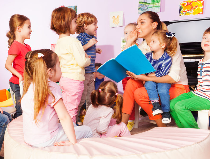 New Nursery - teacher class