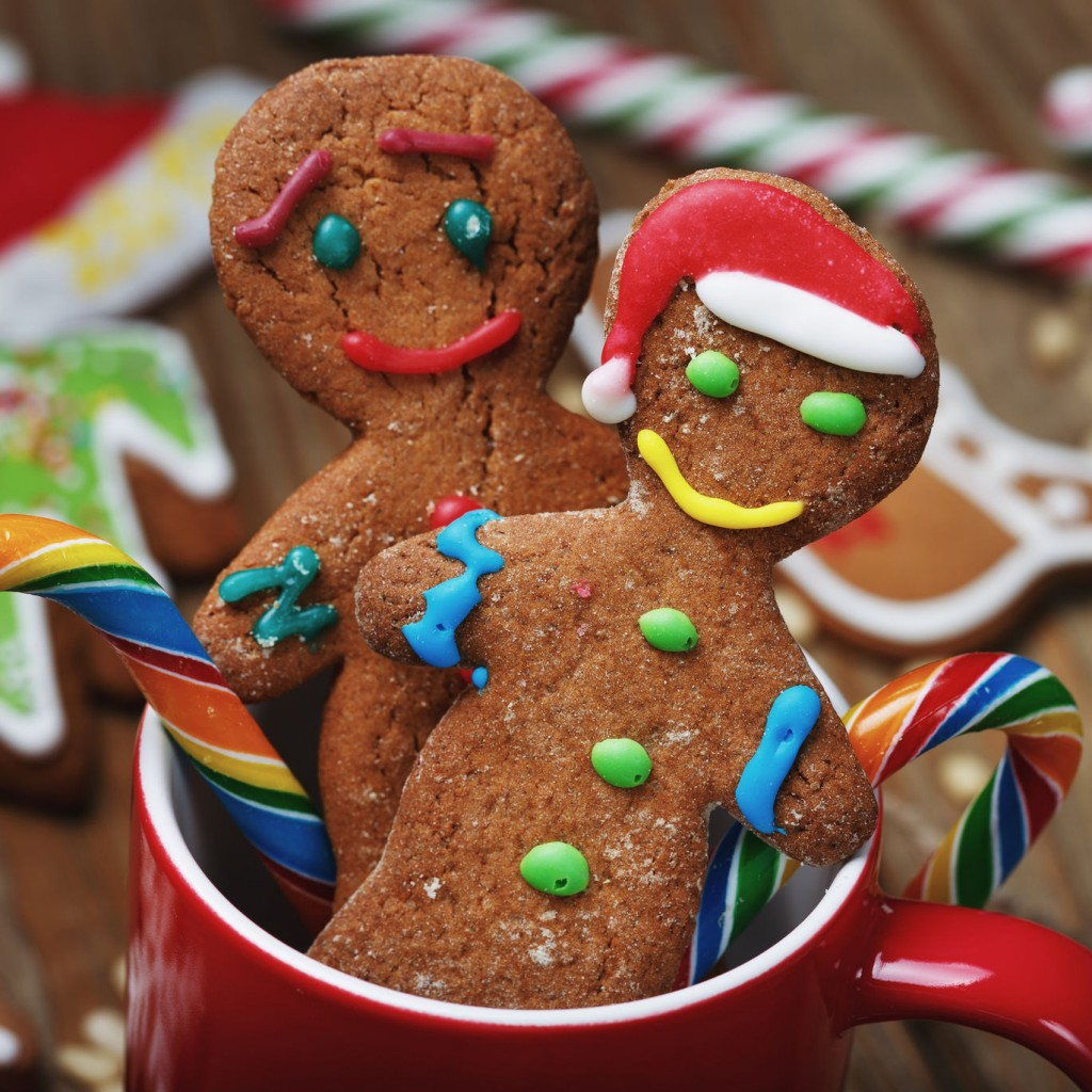 Winter Craft Ideas Gingerbread Man