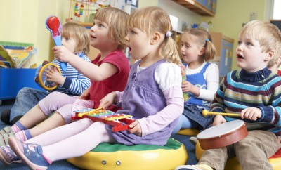 Music Therapy in an Early Years' Setting