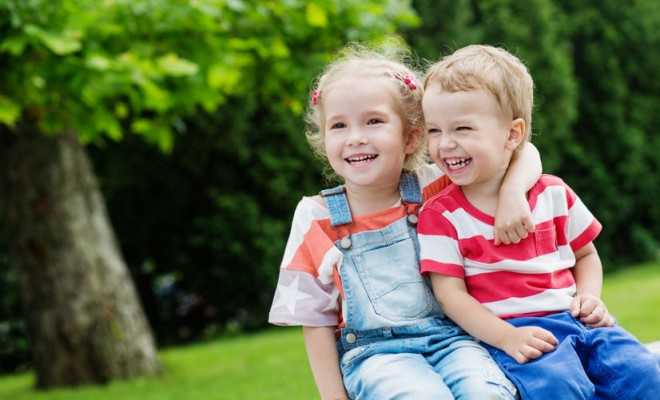 children empathy in the early years