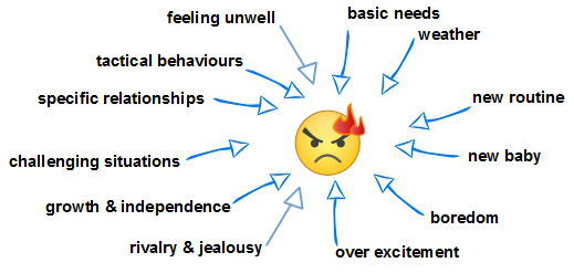 types of misbehaviour