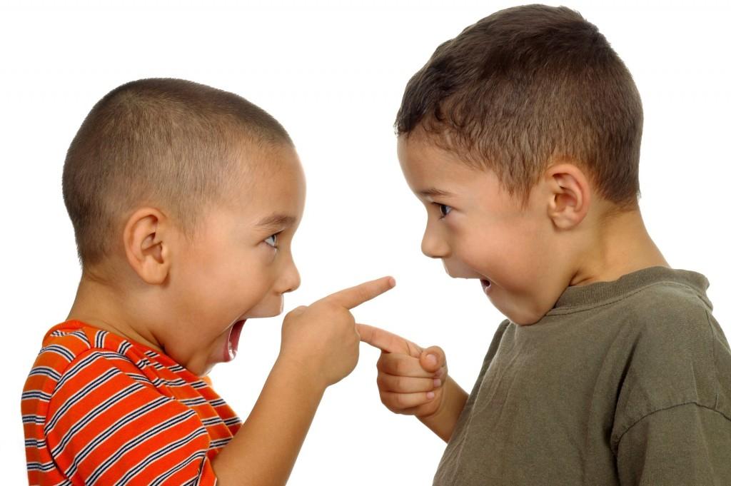 Help Children Manage Conflict