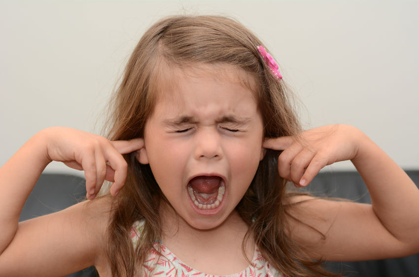 toddler behaviour – screaming child