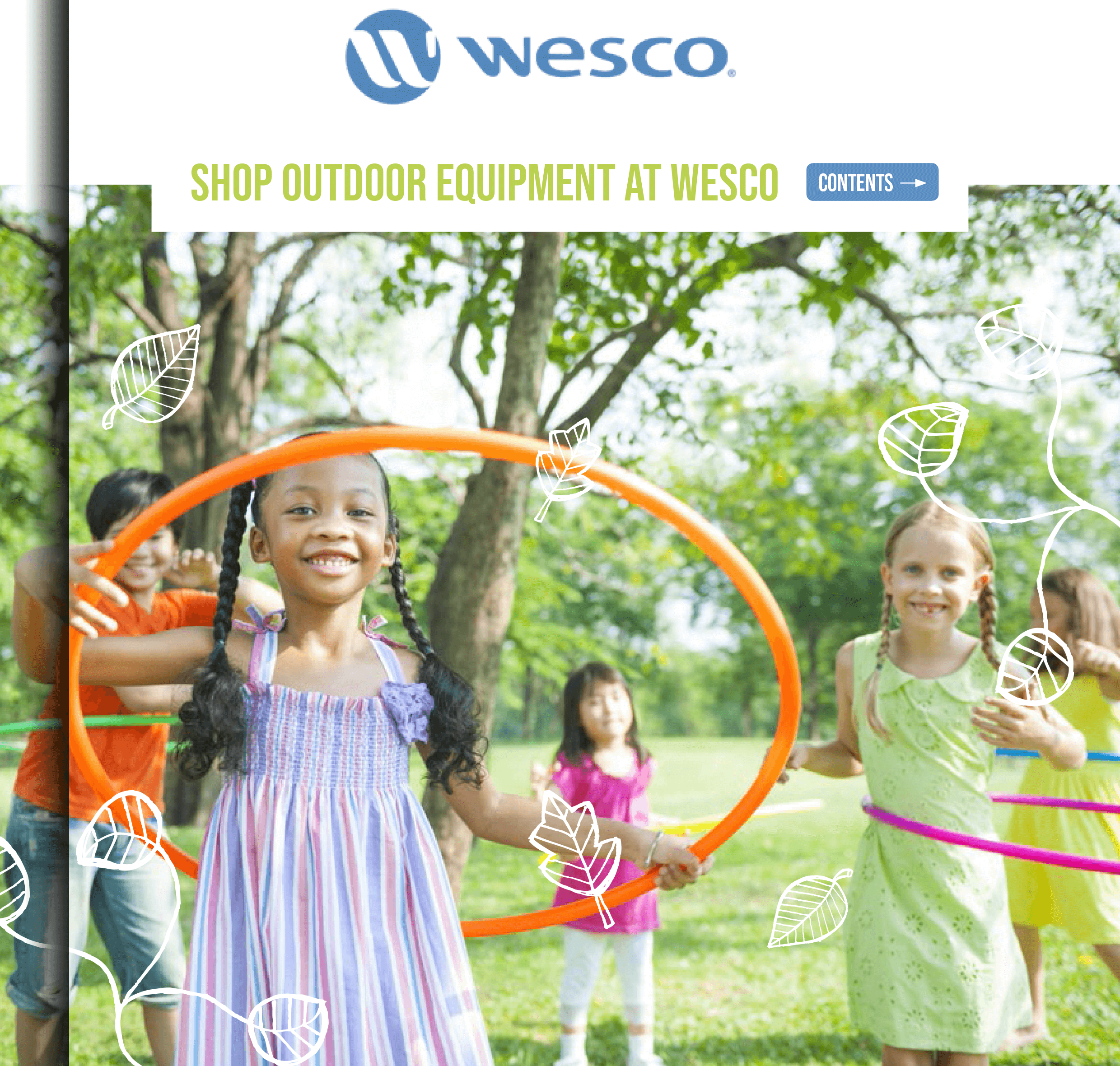 Outdoor Equipment at Wesco