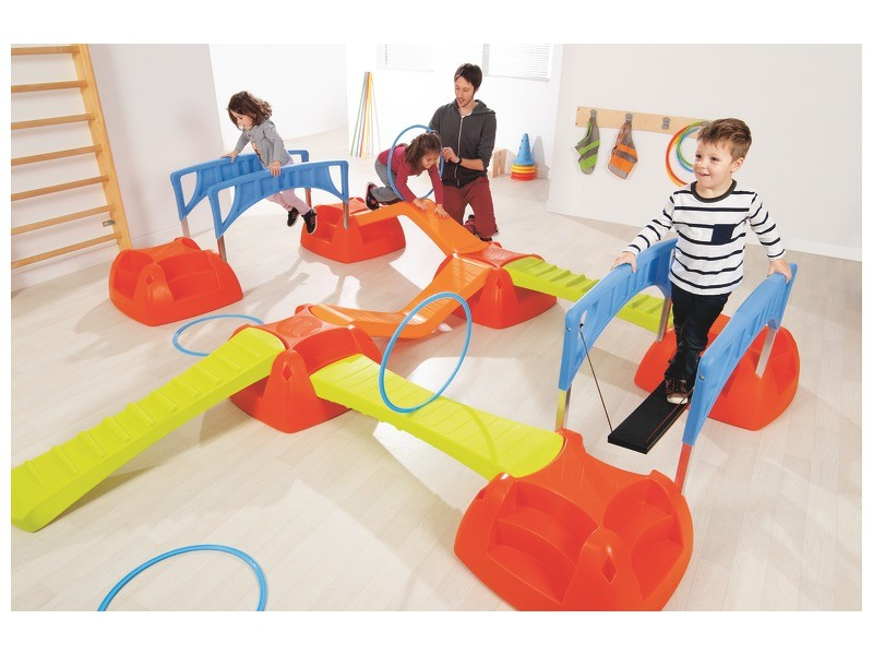 child motor skills development - Balance Course