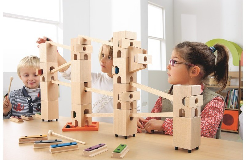 Best musical toys - Kinetic musical games