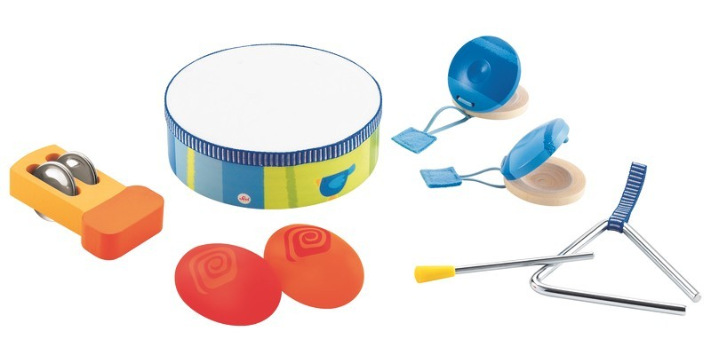 Best music toys - Percussion instrument kits
