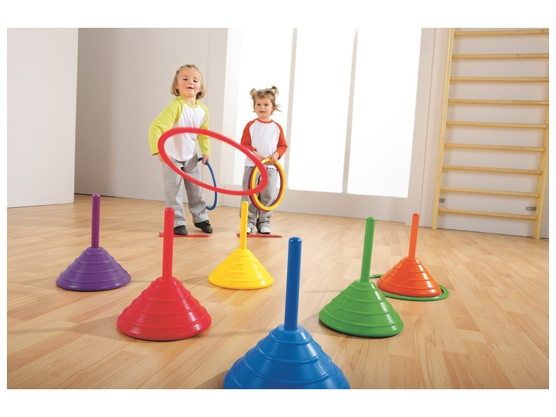child motor skills development - Throwing Games
