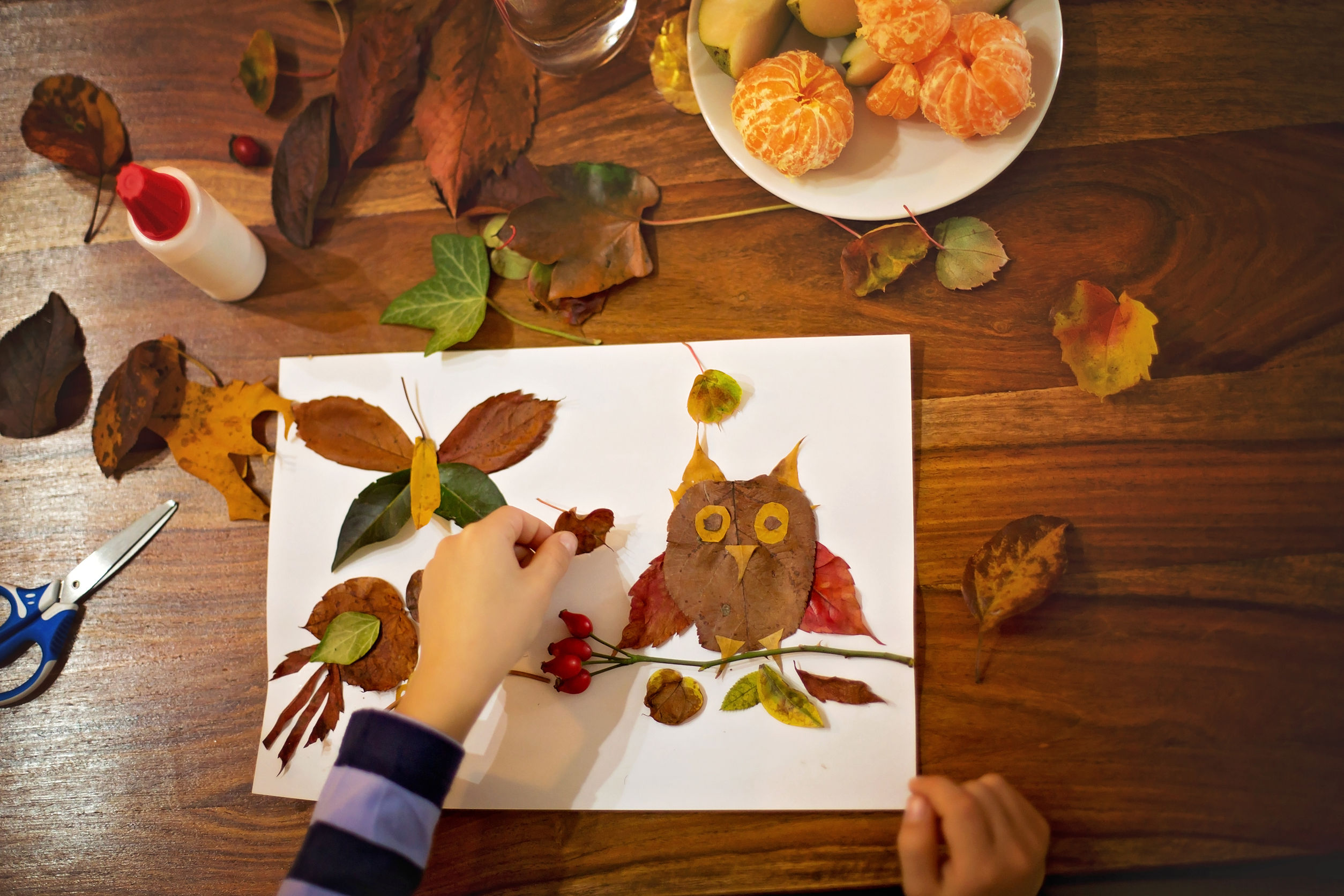 12 Autumn Craft Ideas For Children