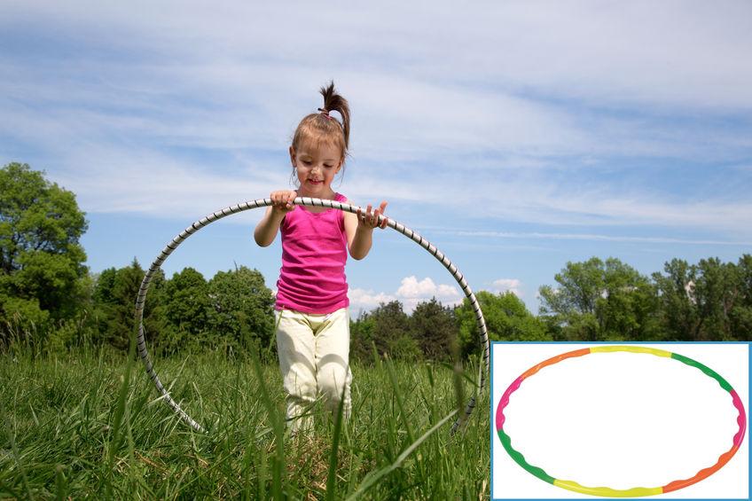 Kids Outdoor Activities – Hula Hoop Hoot