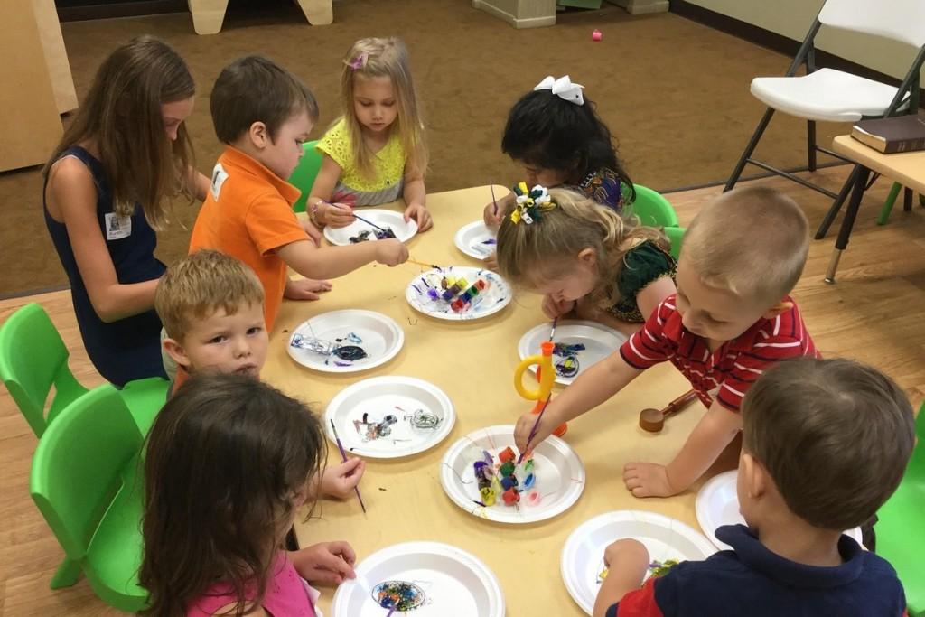 Halloween Crafts: Paper Plates