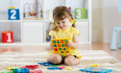 Preschool Number Recognition Activities