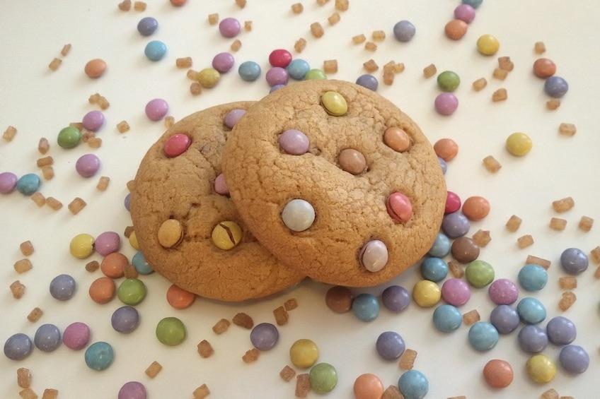 Preschool Number Recognition Activities: Number Biscuits