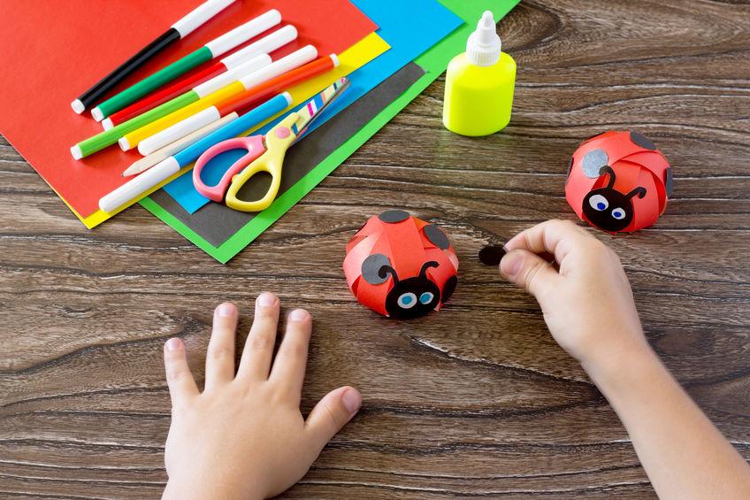 Preschool Number Recognition Activities: Number Crafts