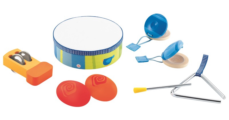 Indoor Nursery Equipment and Child Development Toys - Musical Instruments