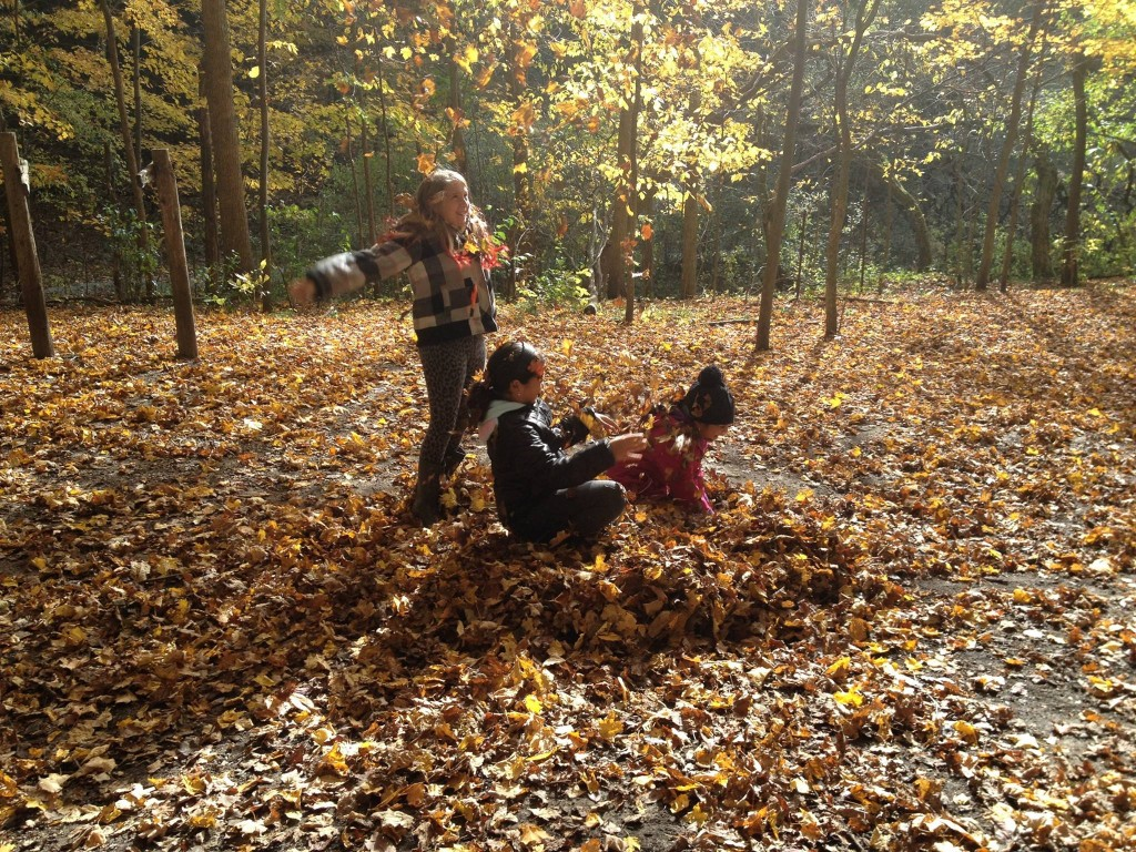 outdoor learning nature kids children
