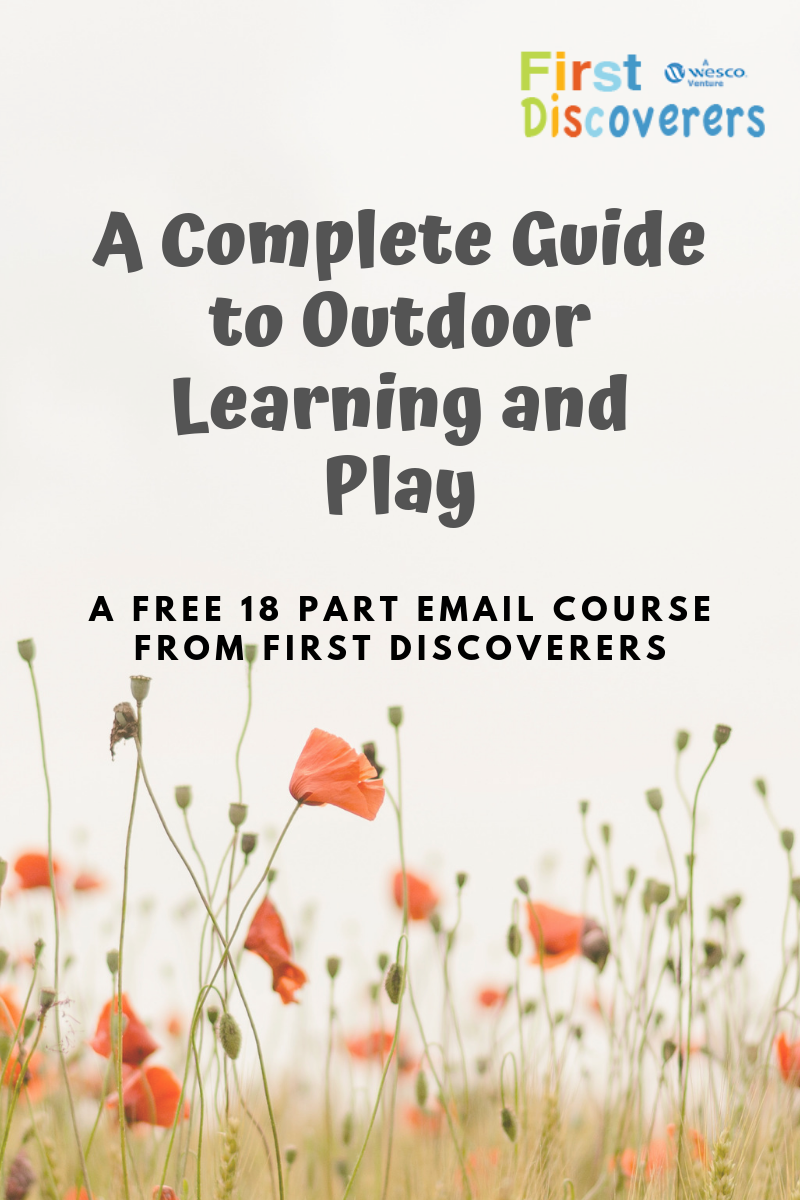 complete guide to outdoor learning play