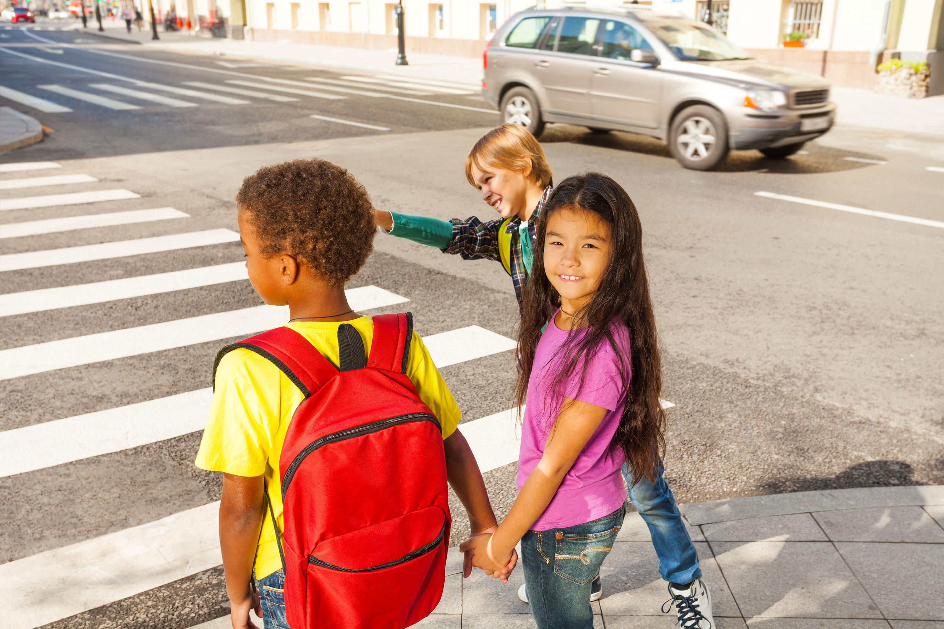 Teaching Road Safety For Children