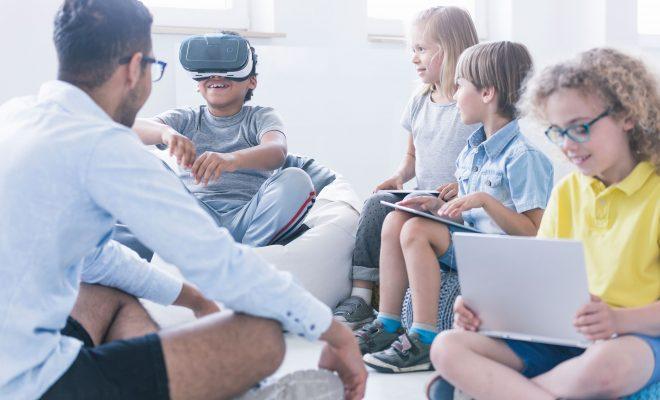 digital teaching early years
